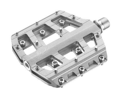 VP-015 Alloy CNC Mountain BMX Bike Pedals (Silver Bmx Bike)