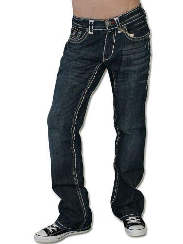 LAGUNA BEACH JEANS CO. Herren Jeans Hose - SALT CREEK -32