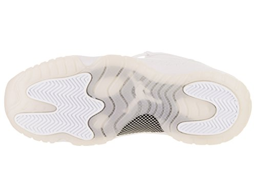 Nike Premium Ragazze Platinum Basse Hairess platino Da 11 Collezione pure 897331 Uomo 100 Puro Retrò White Air White Jordan Bianco wOrqxHXRO