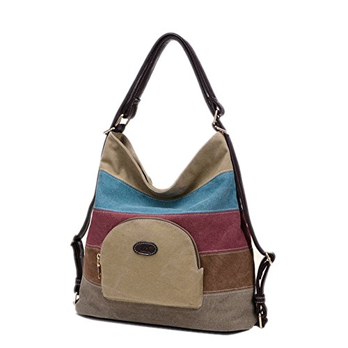 Rucksack Bag Canvas Backpacks Hobos Multi Totes Daypacks Shoulder b018 Defeng Handbag Bags YwHEqq