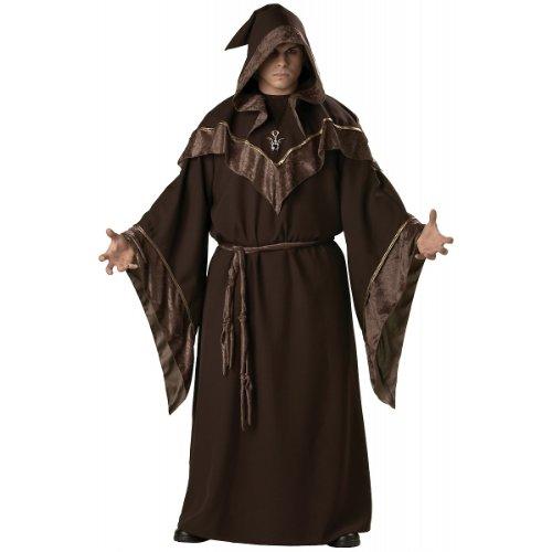 Mystic Costume Sorcerer (Mystic Sorcerer Adult Costume -)