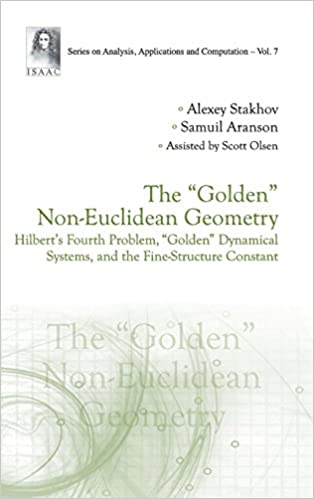 The golden non euclidean geometry hilberts fourth problem the golden non euclidean geometry hilberts fourth problem golden dynamical systems and the fine structure constant series on analysis fandeluxe Gallery