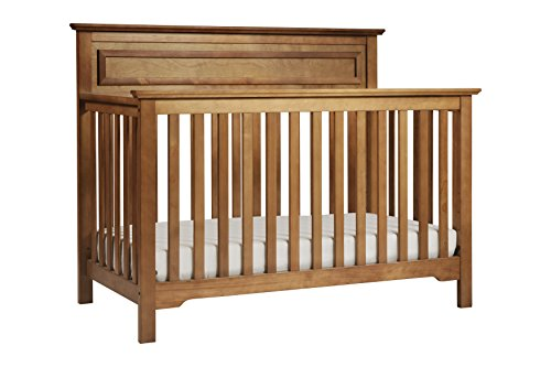 Convertible Wood Crib (DaVinci Autumn 4-in-1 Convertible Crib, Chestnut)