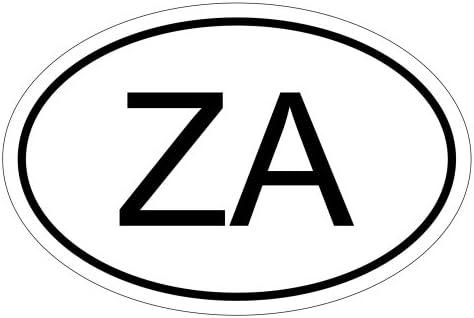 Kiwistar Südafrika Za 15 X 10 Cm Autoaufkleber Sticker Aufkleber Kfz Flagge Auto