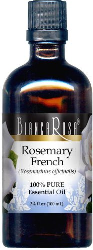 Rosemary French Pure Essential Oil (3.40 oz, ZIN: 406742)