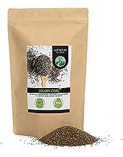 Chiafrön svart (500g), chiafrön 100% naturliga, utan tillsatser, till frukost som pålägg och till pudding