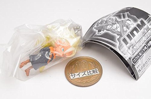 BANDAI single Bandai 2. Super Saiyan 3 Trunks: Zeno Dragon Ball super UDM Ultimate Deformed Mascot V Jump special 01