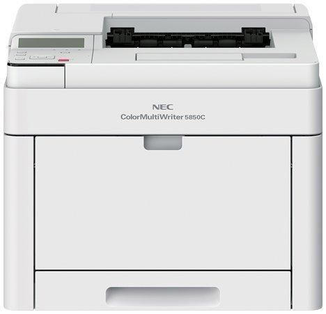 NEC カラーマルチライタ 5850C