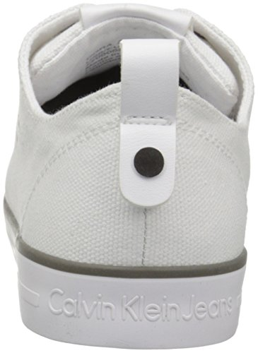 R3556wht Sneaker Avorio white Donna Wht Dora Canvas Klein Calvin zxqw1T48