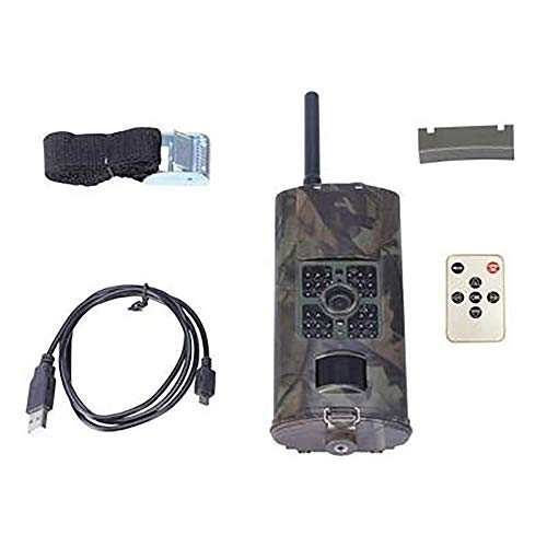 Scouting Camera Camo - Titanicol Outdoor Scouting 12MP Trail Camera Game & Hunting Camera Wildlife Camera(Camouflage)