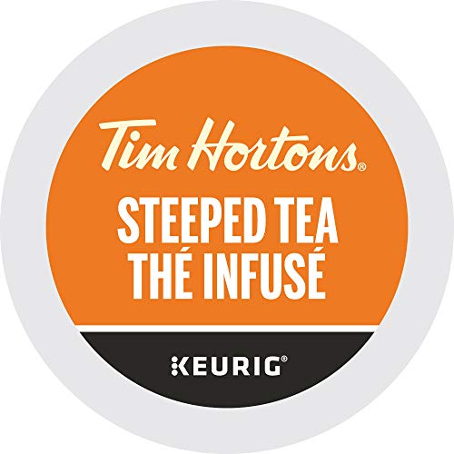 Tim Horton's K-Cup Tea 12 Count