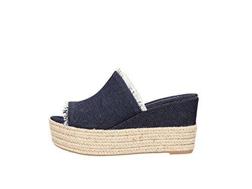 FRAU 81j0 Casual Sandal Mujer pantalones vaqueros