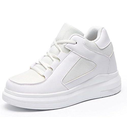 Mme Spring ascenseur chaussures chaussures de sport chaussures de sport pour aider les femmes célibataires à faible chaussures , US6.5-7 / EU37 / UK4.5-5 / CN37