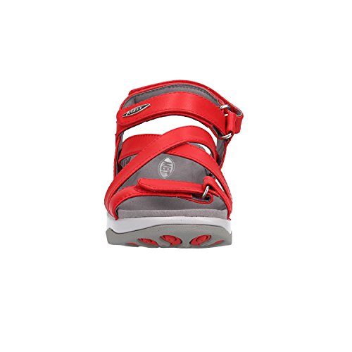 MBT Women's Sandals Chocolate T4mDM906I