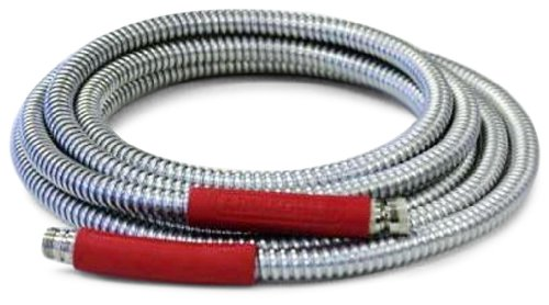 Armadillo Hose CP06 1/2-Inch by 6-Foot Galvanized Steel Chew Proof Water ()