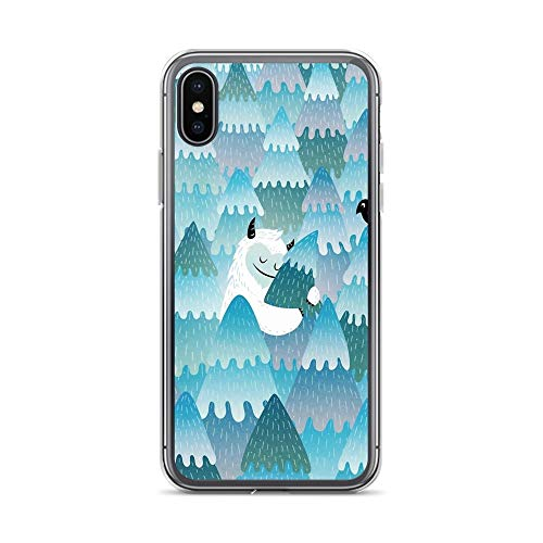 iPhone X/XS Pure Clear Case Cases Cover Tree Hugger
