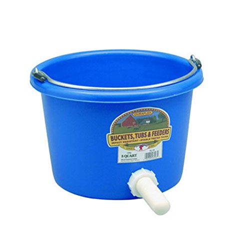 Little Giant Calf Nursing Pail with Nipple Assembly