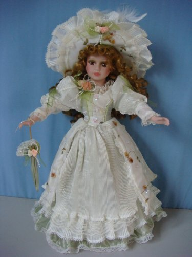 49846aa1c6a Amazon.com: Jmisa 18 Porcelain Victoria Doll by J Misa: Toys & Games