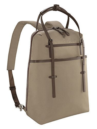 - Victorinox Victoria Harmony 2-in-1 Convertible Laptop Backpack (Silver Mink)