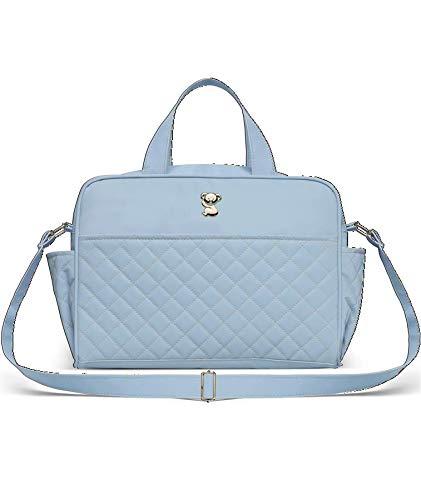 Bolsa Maternidade Dara M, Classic for Baby Bags, Azul Bebê