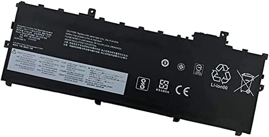 Powerforlaptop Laptop/Notebook Replacement Battery Compatible with Lenovo ThinkPad X1 Carbon 5th Gen/X1 Carbon 6th Gen Series 01AV429 01AV430 01AV431 01AV494 SB10K97586 SB10K97587 SB10K97588