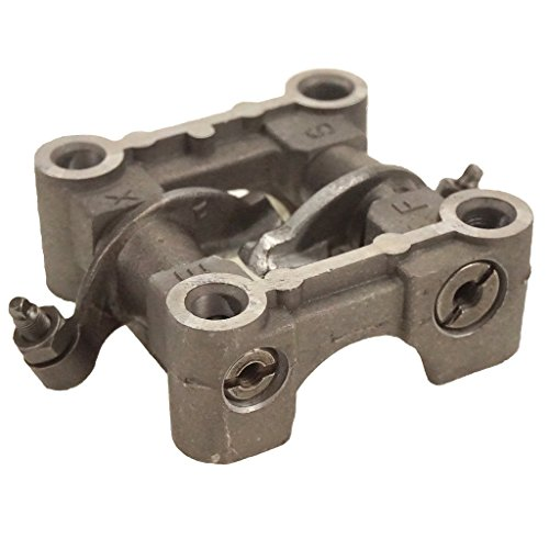 Glixal Atmt1-096-1 Gy6 139qmb 139qma Scooter Moped Atv Camshaft Seat Holder Rocker Arms Assy Gy6 49cc 50cc Engine (For 69mm Valve Length)