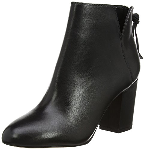 Aldo Dominicaa, Bottes Femme Noir (Black Leather)