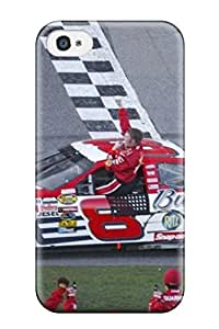 New Style AnnaSanders Hard Case Cover For Iphone 4/4s- Dale Earnhardt Jr 4408192K40311545 by icecream design