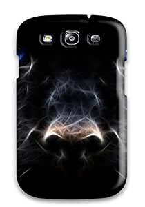 Tpu BenjaminHrez Shockproof Scratcheproof Panther Eyes Hard Case Cover For Galaxy S3