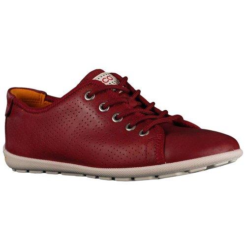 Ecco–Deportivo para mujer Zapatillas de deporte Ecco Rojo - rojo