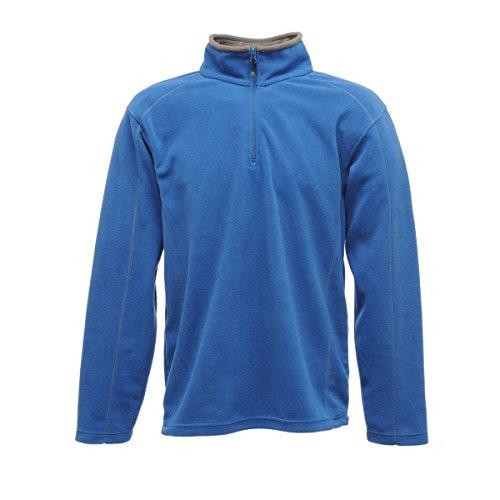 Standout Ashville Half Zip Fleece, Oxford Blue, L