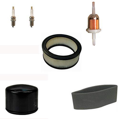 One Engine Maintenance Kit for Kohler 10 Thru 20 HP Models: K241, K301, K321 & K361. Also Fits John Deere 10 Thru 20 HP