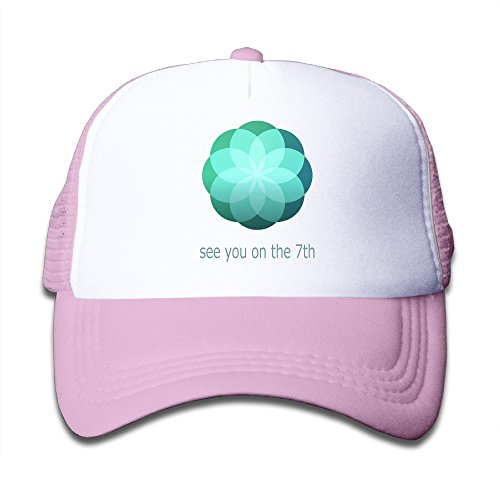Price comparison product image Baboy See You On The 7t Youth Mesh Cap Sports UV Cut Pink