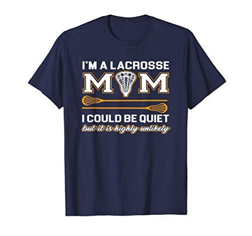 Lacrosse Mom Shirt | Lacrosse Gifts