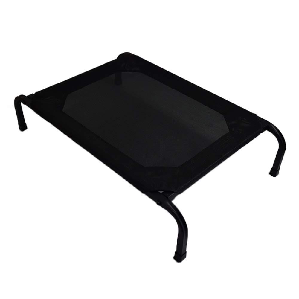 1002XL Pet Bed, Four Seasons Pet Iron Frame Bed Breathable NonSlip Pet Supplies (color   1001M)