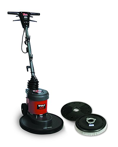 Wolf Floor Machine 400MM With Heavy Duty Induction Motor