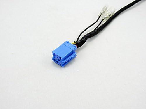 interfaz digital AUX con puerto USB de carga de 3,5 mm de entrada de audio para Peugeot 1997-2007, Citroen 2001 /– 2005 Adaptador Bluetooth para coche Peugeot RD3 RB2 RM2 Van-bus RD3