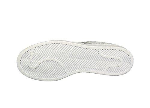 adidas para Blanco Tela Hombre Zapatillas Blanco de Wqq86FOrwB