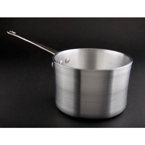 Royal Industries Sauce Pan, Heavy Duty Aluminum, 5 qt