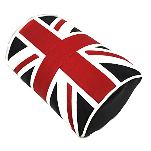uruoi-british-pattern-waist-pillow-for-car-red