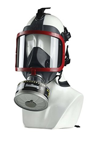 Vectorfog M20 Respirator Mask Full Face Mask by Respirator Mask