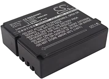 Amazon.com: GAXI Battery for ATOMOS Ninja 10-bit DTE Field ...