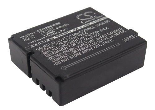900 mAh交換用バッテリーAEE sd18、cm7000、cm-7200   B017RC3T2O