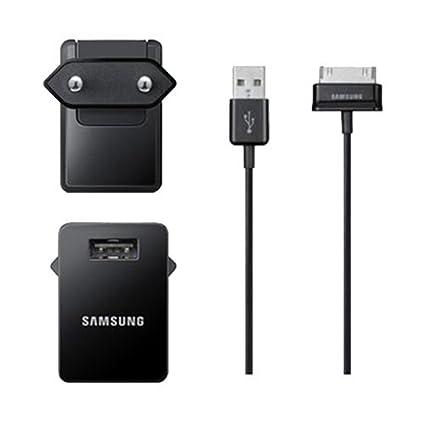 Samsung BT-ETAP11EBEGSTD - Cargador para Samsung Galaxy Tab, 10 W ...