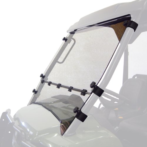 Kolpin Full-Hinged Windshield for John Deere HPX / Gator - 2900