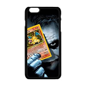 Unique movie card clown Cell Phone Case for iPhone plus 6