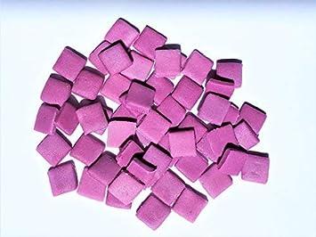 Cake Accessories 100 Essbar Einfarbig Violett Minecraft Quadrate