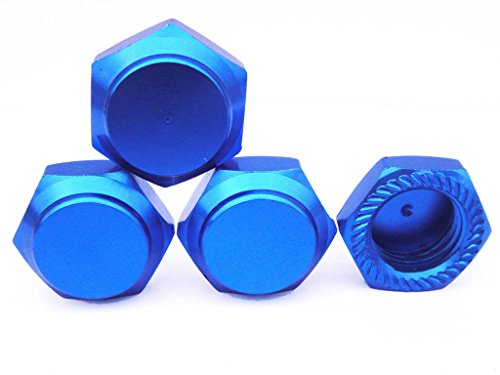 1/8 17mm P1.0mm Wheel Nuts for Kyosho, Team Magic, Mugen, Xray, Losi (4pcs) -