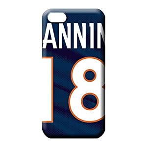 MMZ DIY PHONE CASEipod touch 5 cases Shock Absorbent series phone carrying cover skin denver broncos nfl football