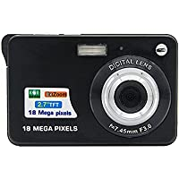 Mini Digital Camera PYRUS HD Digital Camera Outdoor Sports Camerawith 2.7 inch TFT LCD Display